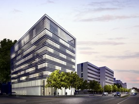OFFICE BUILDING OF TAX CHAMBER IN WROCLAW V1